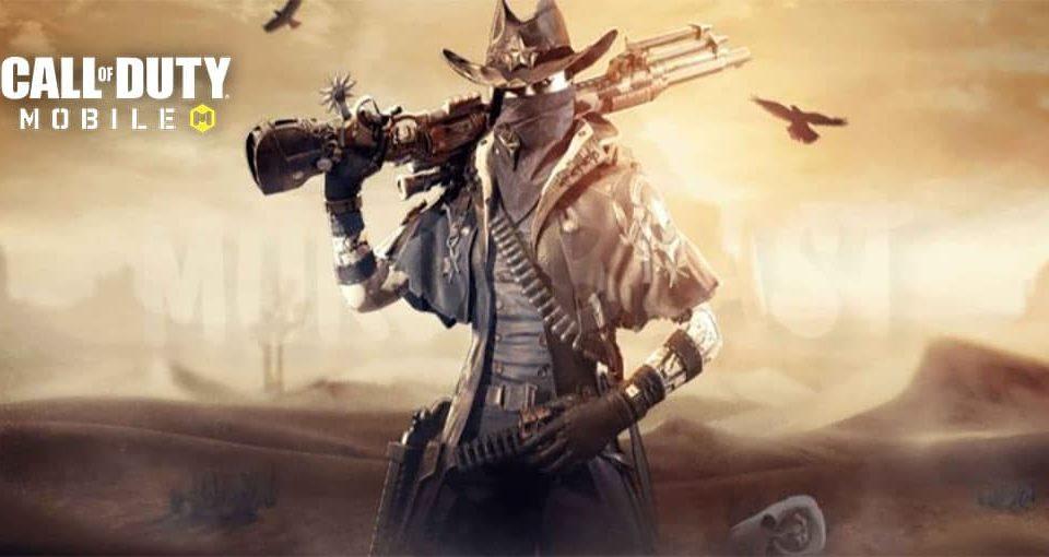 فصل۶ Call of Duty Mobile منتشر شد