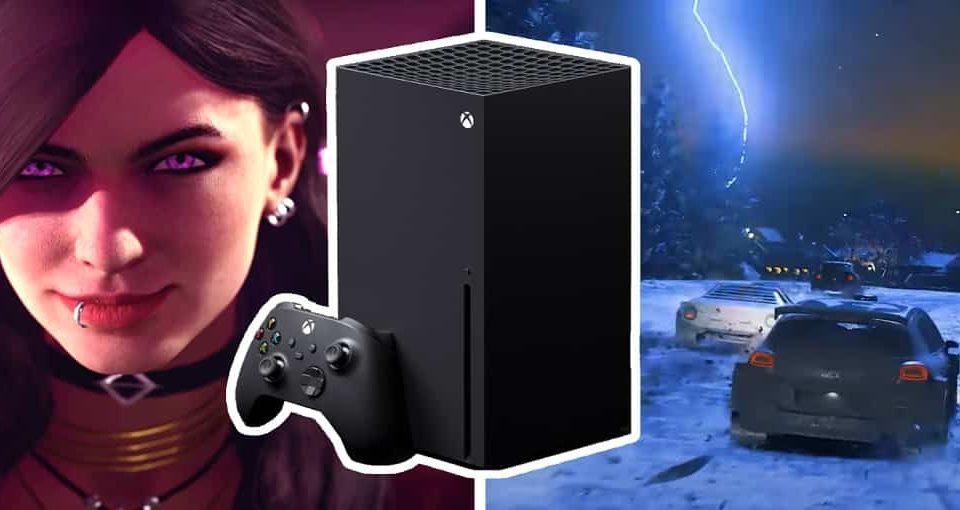 ولین بازی های Xbox Series X مشخص شد
