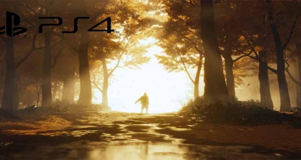 تم رایگان Ghost Of Tsushima برای PS4