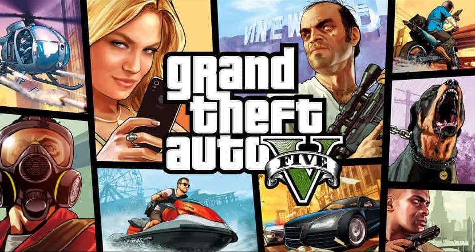 عناوین آهنگ های بازی GTA V
