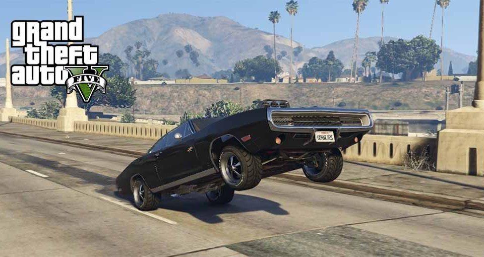 بهترین ماشین های GTA V با قابلیت تک چرخ زدن