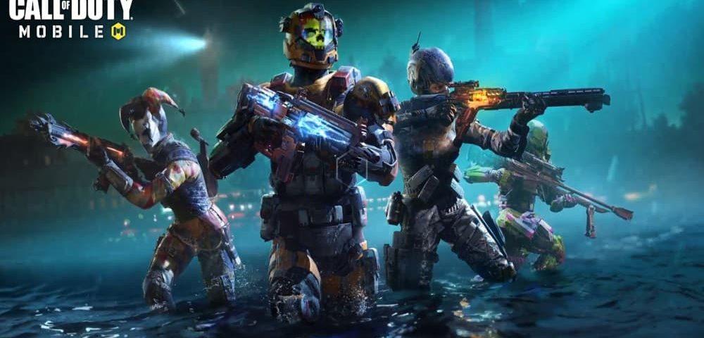 اسلحه و اسکین رایگان Call of Duty Mobile فصل ۱۱