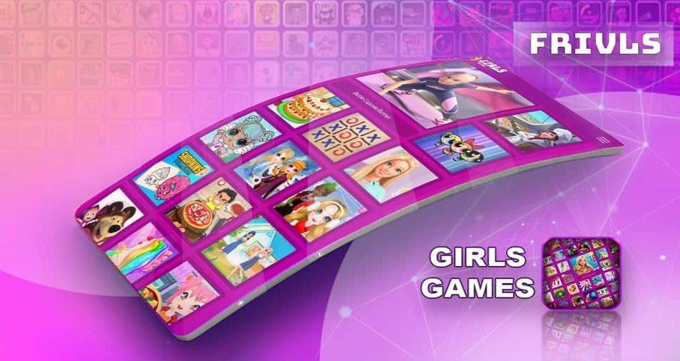 بازی دخترانه جدید رایگان