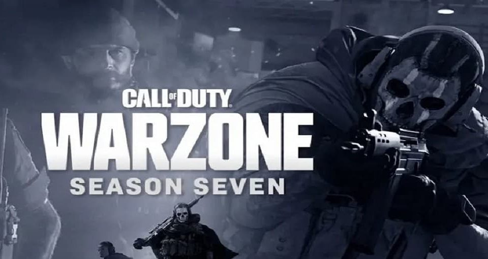جزئیات فصل۷ Call Of Duty Warzone