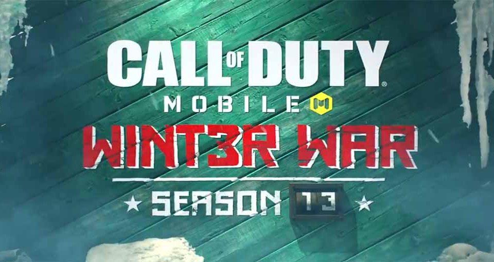 تاریخ انتشار و جزئیات Call of Duty Mobile فصل 13