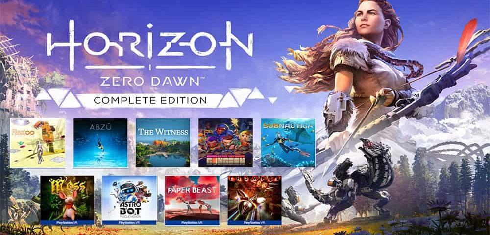 بازی Horizon Zero Dawn برای PS4 و PS5 رایگان شد