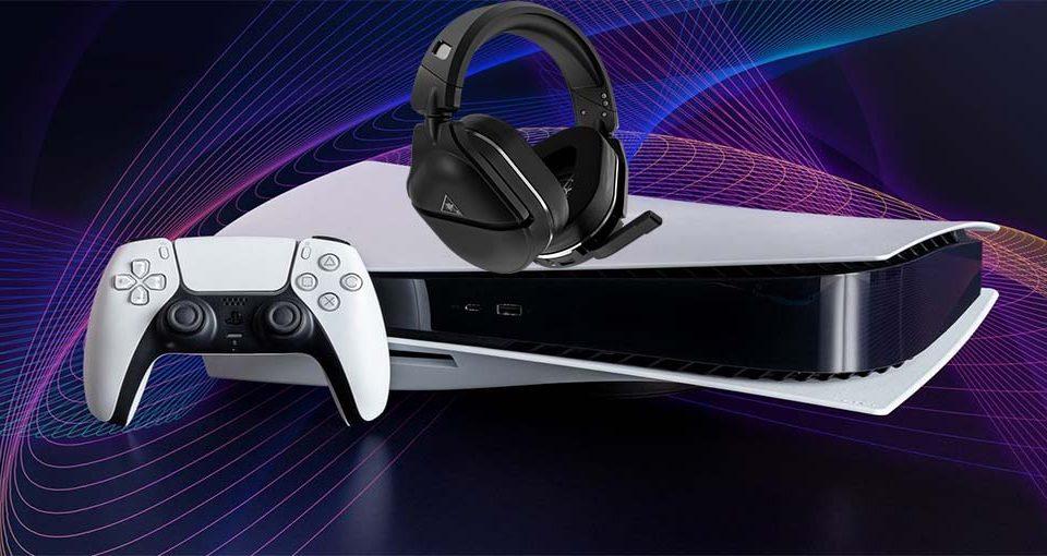 بهترین هدست های گیمینگ برای PS5
