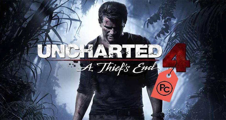 بازی Uncharted 4 برای PC تایید شد
