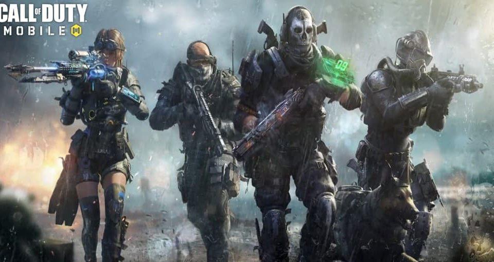 اسلحه و اسکین رایگان Call of Duty Mobile فصل ۵