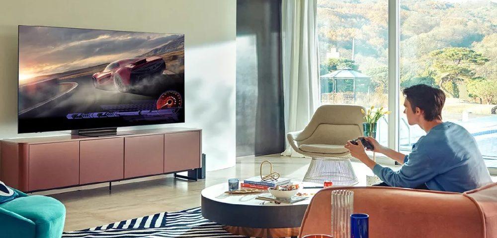 بهترین تلوزیون های گیمینگ برای PS5 و Xbox Series X