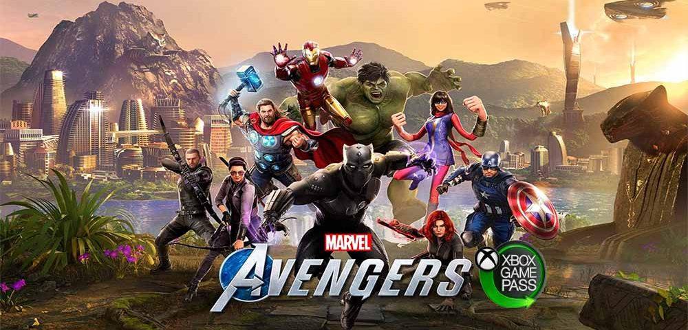 اضافه شدن Marvel's Avengers به گیم پس