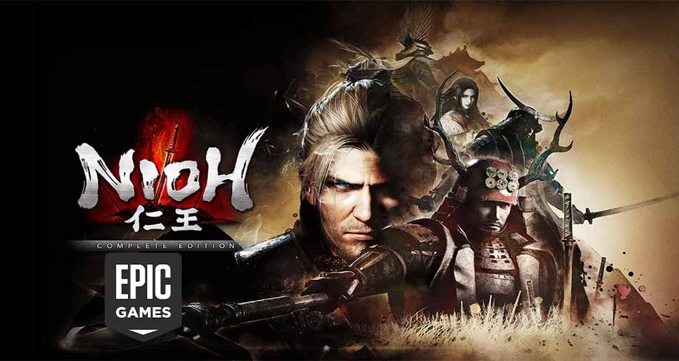 Nioh بازی رایگان این هفته Epic Games