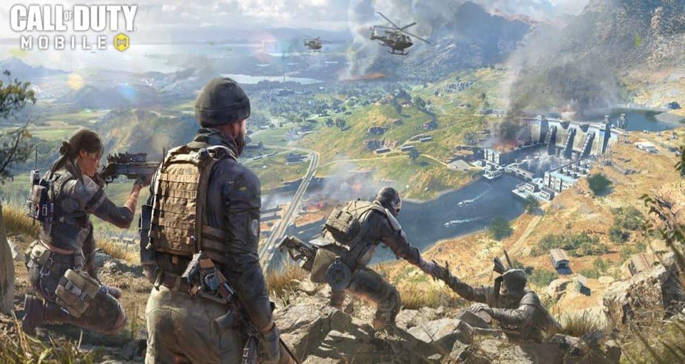 اسلحه و اسکین رایگان فصل۸ Call of Duty Mobile