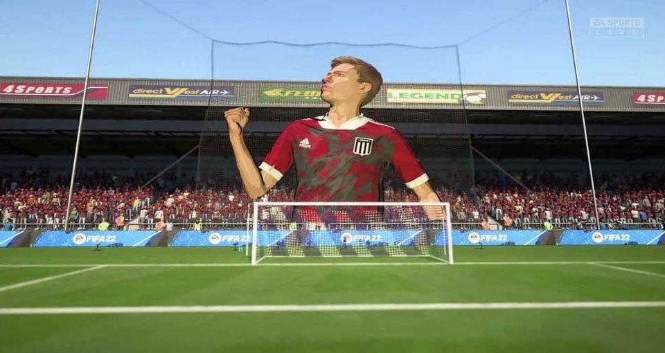 راهنمای کریر مد FIFA 22