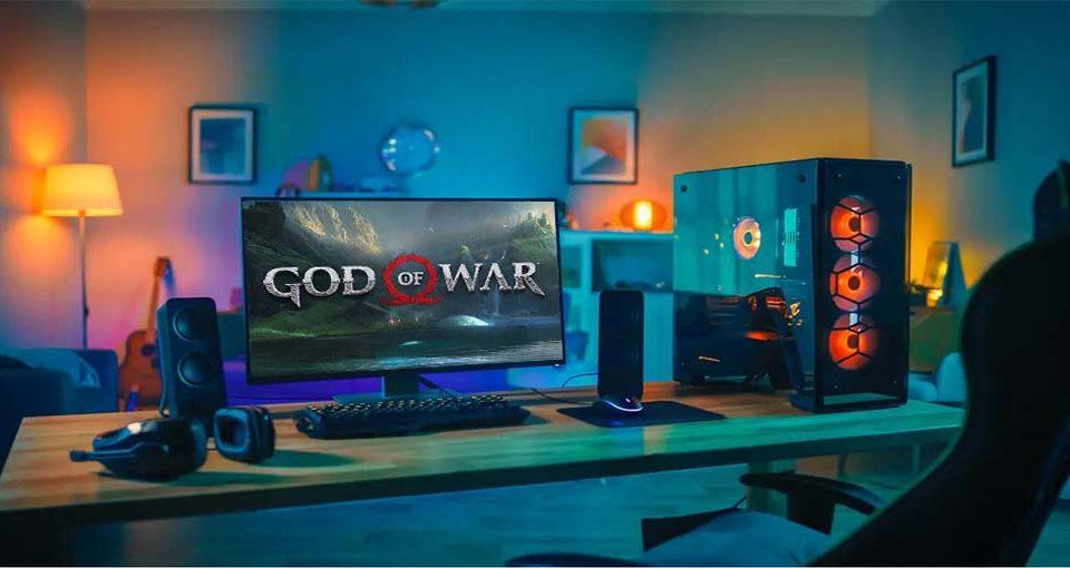 بازی God of War برای PC تایید شد